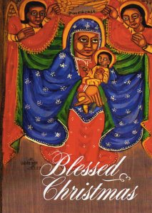 bishop's post card