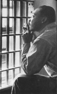 Martin-Luther-King-in-Birmingham-jail