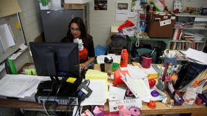 PHOTO: Fernanda Echavarri, AZPM From article: Ethnic Studies Monitoring Puts Stress on TUSD Teacher