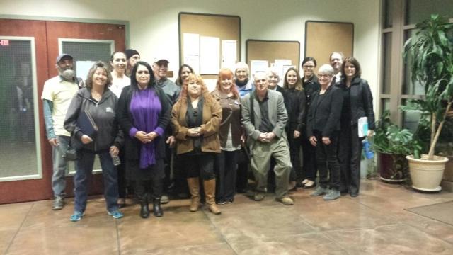 Tucson Stakeholders 1-28-16