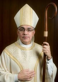 Bishop Joe Vasquez of Austin